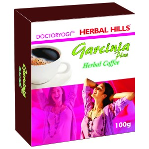 Buy Herbal Hills Garcinia Herbal Coffee - Nykaa