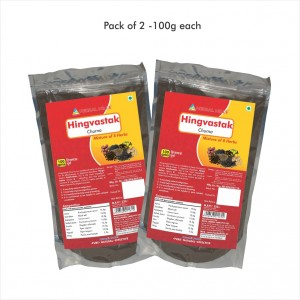 Buy Herbal Hills Hingvastak Churna - Nykaa