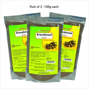 Buy Herbal Hills Erandmool Powder - Nykaa