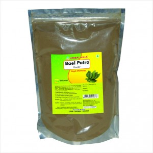Buy Herbal Hills Bael Patra Powder - Nykaa