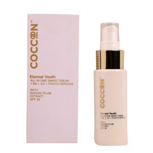 Buy Coccoon Eternal Youth All In One Smart Cream + BB + CC + Photo Defense  - Nykaa