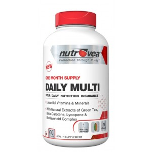 Buy Nutrovea Daily Multi Nutritional Insurance - Nykaa