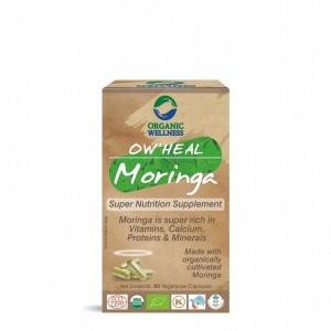 Buy Organic Wellness Heal Moringa (Super Nutrition Supplement) - Nykaa