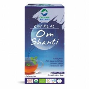 Buy Organic Wellness Real Om Shanti Tea - Nykaa