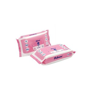 Buy Softsens Baby Wipes 80s Pack Of 2 (Rupees 60 Off) - Nykaa