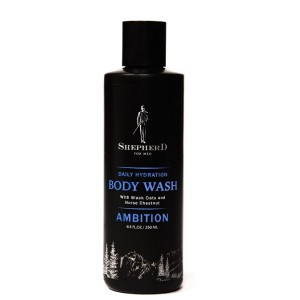 Buy Shepherd For Men Daily Hydration Body Wash - Ambition - Nykaa