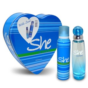 Buy Archies She Is Cool Fragrance Gift Set - Nykaa