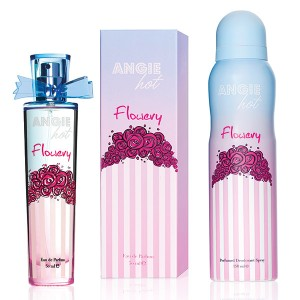 Buy Rebul Angie Hot Flowery For Women Gift Set - Nykaa