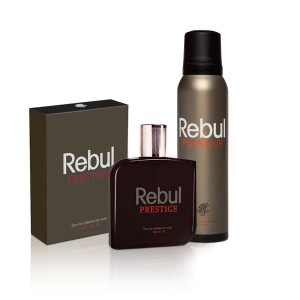 Buy Rebul Prestige Mens Fragrance Gift Set - Nykaa
