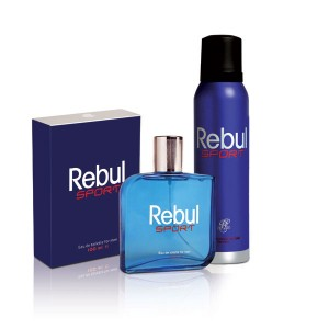 Buy Rebul Sport Mens Fragrance Gift Set - Nykaa