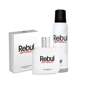 Buy Rebul Speed Mens Fragrance Gift Set - Nykaa