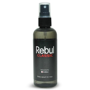 Buy Rebul Classic Mens Body Splash for Men - Nykaa