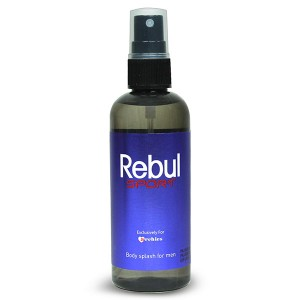 Buy Rebul Sport Mens Body Splash For Men - Nykaa