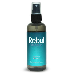 Buy Rebul Blazer Mens Body Splash For Men - Nykaa