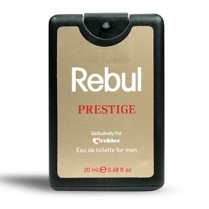 Buy Rebul Prestige Mens Pocket Perfume - Nykaa
