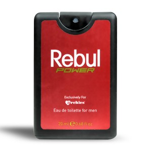 Buy Herbal Rebul Power Mens Pocket Perfume - Nykaa