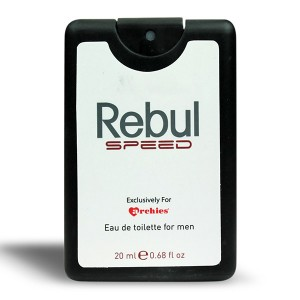 Buy Rebul Speed Mens Pocket Perfume - Nykaa