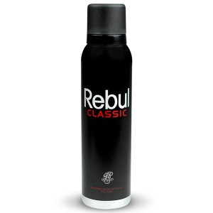 Buy Herbal Rebul Classic Mens Deodorant - Nykaa