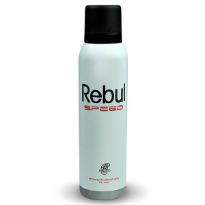 Buy Herbal Rebul Speed Mens Deodorant - Nykaa