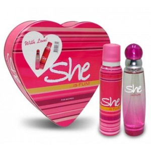Buy Archies She is Fun Gift Set - Nykaa