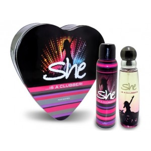 Buy Archies She is Clubber Gift Set - Nykaa