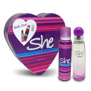 Buy Archies She Is Sexy Gift Set - Nykaa