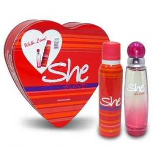 Buy Archies She Is Love Gift Set - Nykaa