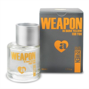 Buy Archies Weapon In Dark Yellow Eau De Parfum For Men - Nykaa