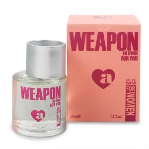 Buy Archies Weapon In Pink Eau De Parfum For Women - Nykaa