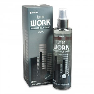 Buy Archies Turn On Work Men Body Spray - Nykaa