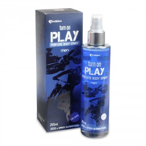 Buy Archies Turn On Play Men Body Spray - Nykaa