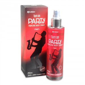 Buy Archies Turn On Party Men Body Spray - Nykaa