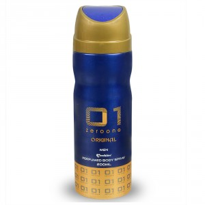 Buy Archies 01 Zeroone Men Perfumed Body Spray - Nykaa