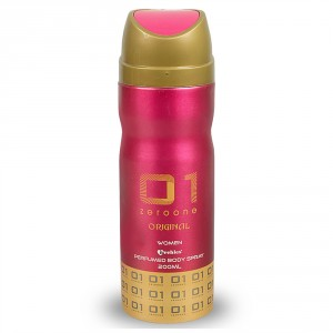 Buy Archies 01 Zeroone Women Perfumed Body Spray - Nykaa