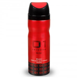 Buy Archies 01 Zeroone Musk Perfumed Body Spray - Nykaa
