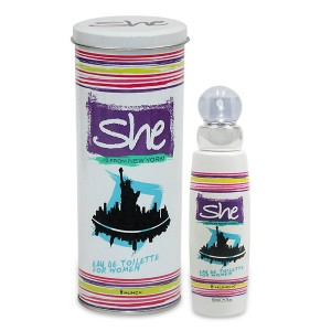 Buy Archies She Is From New York Women Perfume - Nykaa