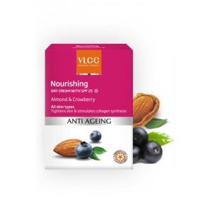Buy VLCC Nourishing Almond & Crowberry  - Nykaa