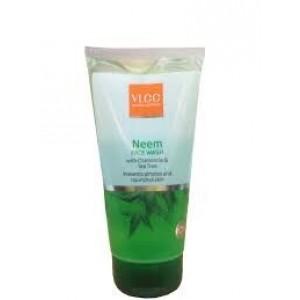 Buy VLCC Neem Face Wash - Nykaa
