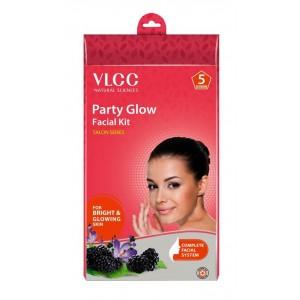 Buy VLCC  Party Glow Facial Kit Save Rs.150 - Nykaa