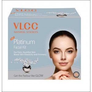 Buy VLCC Platinum Facial Kit - Nykaa