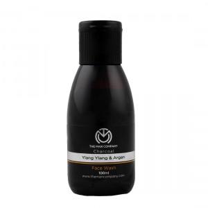 Buy The Man Company Charcoal Face Wash With Ylang-Ylang & Argan - Nykaa
