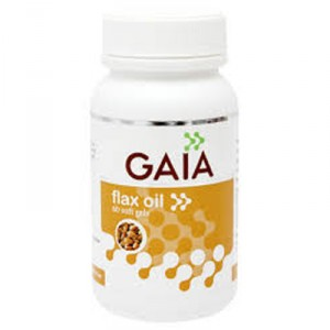 Buy Gaia Flax Oil - Nykaa