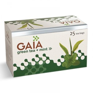 Buy Gaia Green Tea Mint - Nykaa