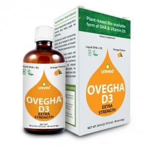 Buy Unived OVEGHA D3 Extra Strength Liquid - Nykaa