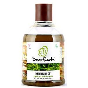 Buy Dear Earth Moonrise Stress Relief Organic & Vegan Body Wash -300ml - Nykaa