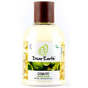 Buy Dear Earth CoQute Firming Organic Lotion -150ml - Nykaa