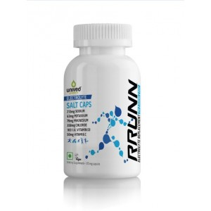 Buy Herbal Unived RRUNN Electrolyte Salt 120 Capsules - Nykaa