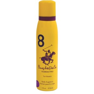 Buy Herbal Beverly Hills Polo Club 8 Women Body Spray - Nykaa