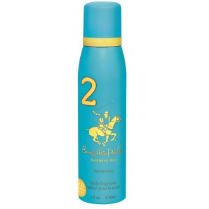 Buy Beverly Hills Polo Club 2 Women Body Spray - Nykaa
