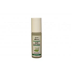 Buy Abeers Khadi Abeers Aloe Face Wash - Nykaa